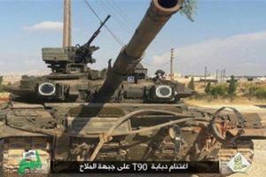 T-90A xuất hiện trong quân đội Mỹ
