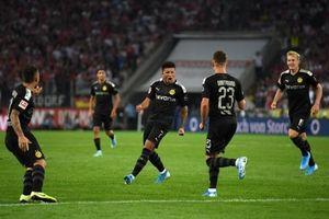Ngược dòng kịch tính, Dortmund thắng trận thứ hai liên tiếp