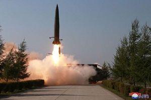 Triều Tiên tiếp tục phóng vật thể chưa xác định