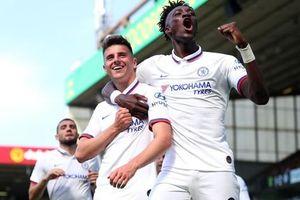 Norwich City - Chelsea 2-3: Abraham ghi cú đúp, Lampard giành chiến thắng đầu tay