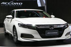 Honda Accord mới về Việt Nam dùng động cơ 1.5L tăng áp?