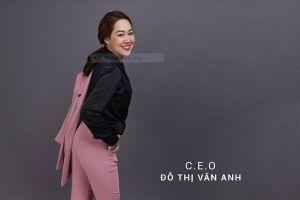 CEO Đỗ Thị Vân Anh - Nữ doanh nhân tạo nên thương hiệu Dova