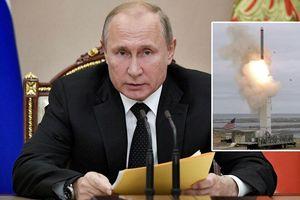 Ông Putin dọa sẽ 'đáp trả tương xứng' vụ thử tên lửa Mỹ