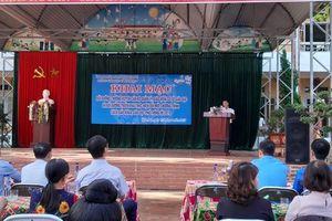 Ngành giáo dục huyện Nậm Pồ sẵn sàng cho năm học mới