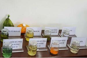 Phạt gần nửa tỷ 3 doanh nghiệp bán xăng kém chất lượng ở Đắk Nông