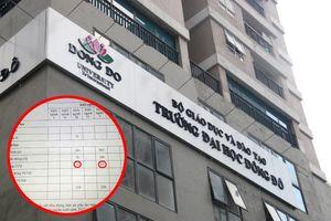 Ai 'bật đèn xanh' cho Trường ĐH Đông Đô vi phạm đào tạo văn bằng 2?
