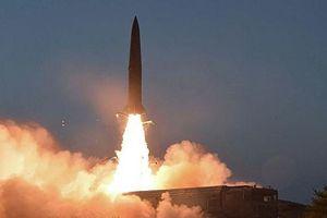 Triều Tiên lại phóng 2 vật thể 'lạ' ra biển Nhật Bản, Mỹ nói nắm rõ thông tin?