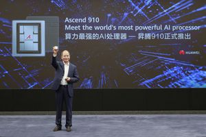 Huawei ra mắt Ascend 910, bộ xử lý AI mạnh nhất thế giới