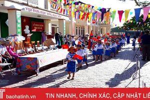 Hà Tĩnh giảm 33 đầu mối giáo dục công lập năm học 2019-2020