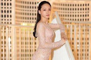 Trương Hồ Phương Nga hiếm hoi tái xuất showbiz, tiết lộ tăng 4 kg sau nửa năm tại ngoại