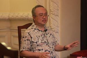 NSND Đặng Thái Sơn nói về thời buổi 'thừa vật chất, thiếu nhân tài'