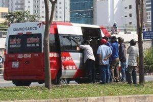 Thanh tra giao thông TP.HCM tập trung 'quét xe dù' dịp lễ 2/9