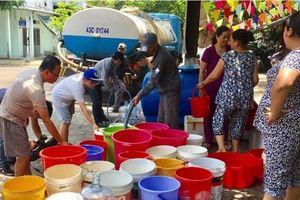 Tập trung cấp nước sinh hoạt cho người dân Sơn Trà, Ngũ Hành Sơn