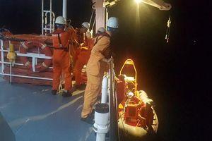 Cứu kịp thời ngư dân bị tai nạn trên vùng biển phía Nam quần đảo Hoàng Sa