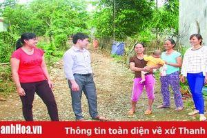 Huyện Cẩm Thủy đẩy mạnh công tác tuyên truyền thực hiện chương trình giảm nghèo