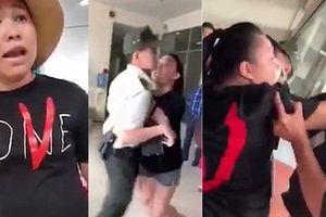 Bị phạt 200.000 đồng, đại úy Lê Thị Hiền có thể còn mang tiền sự?