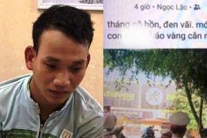 Xúc phạm CSGT trên Facebook, nam thanh niên bị phạt 7,5 triệu đồng