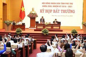 Phú Thọ bầu tân Phó Chủ tịch HĐND, UBND tỉnh