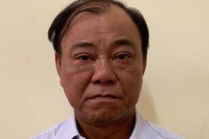 Khởi tố thêm tội 'tham ô' với ông Lê Tấn Hùng