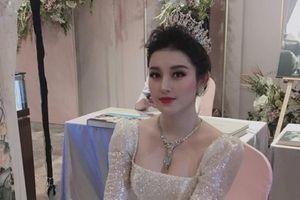 Chuyện showbiz: Á hậu Huyền My mặc váy cưới, tuyên bố sắp lấy chồng