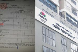 Bộ GD&ĐT từng thông qua chỉ tiêu đào tạo văn bằng 2 của Đại học Đông Đô?