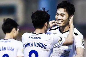 Highlights HAGL thắng ngược đội khách Đà Nẵng