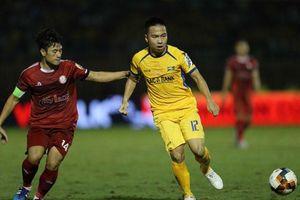 Đánh bại SLNA, đội tuyển TP Hồ Chí Minh 'phả hơi nóng vào gáy' Hà Nội FC