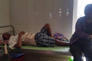 Một người chết, 2 người bị thương khi lao động tại mỏ đá Minh Hưng
