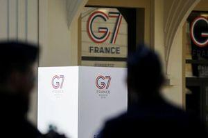 Lãnh đạo G7 bàn việc đưa Nga quay trở lại G9