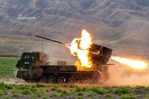 Dàn pháo phản lực khủng nhất Trung Quốc có gì đặc biệt?