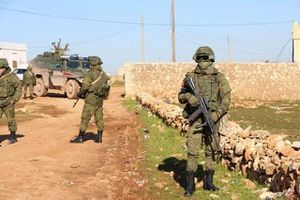 Binh sĩ Nga thiệt mạng trong cuộc chiến ở Khan Sheikhoun, Syria