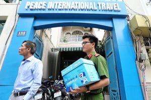 Bị can Lê Tấn Hùng bị khởi tố thêm tội tham ô tài sản