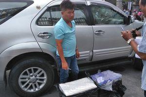 Tiền Giang: Công an phát hiện ô tô chở 1.490 gói thuốc lá nhập lậu
