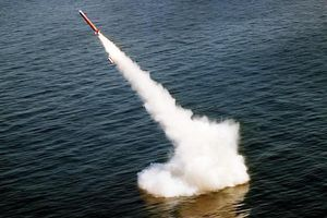 Nga khai hỏa tên lửa Bulava từ tàu ngầm