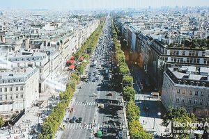 Chi tiết quy hoạch 5 phân khu Đại lộ Vinh - Cửa Lò