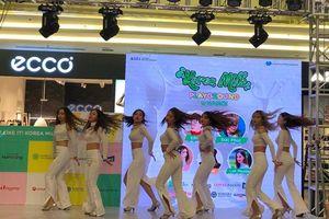 Nhiều ca sĩ hội tụ trong lễ hội sữa Hàn Quốc tại Hà Nội