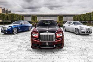 Cơ hội cuối cùng để các đại gia mua Rolls-Royce Ghost
