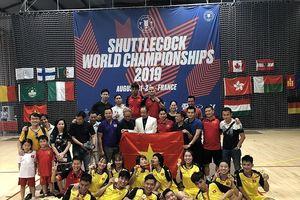 Việt Nam thắng áp đảo Trung Quốc tại giải vô địch đá cầu thế giới