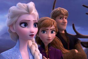 'Frozen 2' tiết lộ cảnh quay và bài hát mới tại sự kiện D23 của Disney!