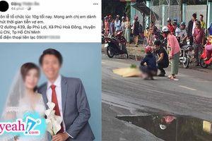 Cô gái trẻ bị tai nạn tử vong trước ngày cưới, chú rể quyết định bay từ Nhật về tổ chức đám cưới ngay trong đêm