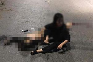 Thái Nguyên: Xe máy 'kẹp 5' tông vào dải phân cách, 4 nam sinh tử vong