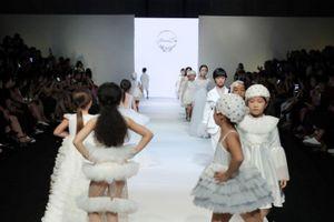 Dàn người đẹp khoe sắc trong sự kiện thời trang