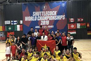 Việt Nam dẫn đầu Giải vô địch đá cầu thế giới lần thứ 10