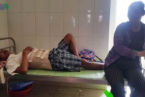 Sạt lở mỏ đá làm 1 người chết, 2 người bị thương ở Quảng Trị