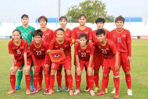 ĐT nữ Việt Nam xuất sắc giành vé vào chung kết AFF Cup 2019