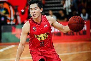 Võ Kim Bản: 'Em hy vọng có thể cùng lên ngôi vô địch với Saigon Heat'