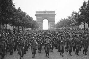 Paris kỷ niệm 75 năm giải phóng khỏi Đức Quốc Xã