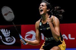 Tay vợt Ấn Độ giành HCV lịch sử tại giải cầu lông thế giới