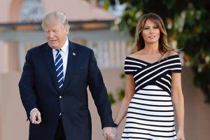 Bà Trump và sự tính toán về thời trang mỗi lần ra nước ngoài công tác