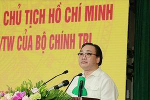 Hà Nội: Học Bác đã trở thành việc làm thường xuyên, nền nếp